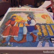 Libros antiguos: NUEVO AURIGA 100 - EL CONDE LUCANOR / 1984 - DE LIBRERIA SIN USAR JAMAS - IMPECABLE. Lote 127228327