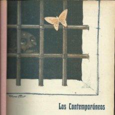 Libros antiguos: LOS CONTEMPORANEOS, NOVELA CORTA SEMANAL,NÚMEROS DEL 1 AL 166. AÑOS 1909-1912. Lote 127273503
