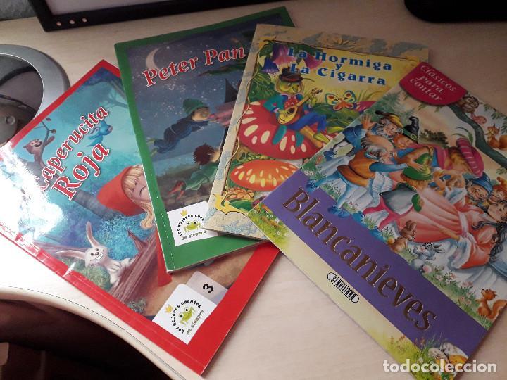 11-00183 - PACK CUENTOS (Libros Antiguos, Raros y Curiosos - Literatura Infantil y Juvenil - Novela)