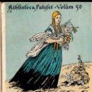 Libros antiguos: FOLCH Y TORRES : LA ROSABEL DE LES TRENES D'OR (BAGUÑÁ, 1925). Lote 127674031