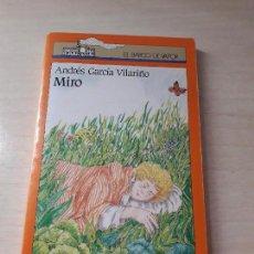 Libros antiguos: 11-00180 - MIRO. Lote 127593051