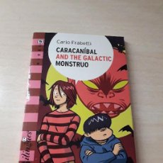 Libros antiguos: 11-00152 - CARACANIVAL AND THE GALACTIC MONSTUO. Lote 127591175