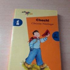 Libros antiguos: 11-00154 - CHACHI. Lote 127591251