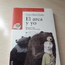 Libros antiguos: 11-00159 - EL ARCA Y YO-,,. Lote 127591799