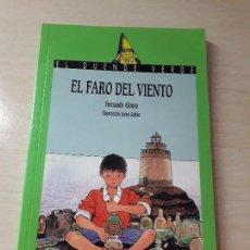 Libros antiguos: 11-00160 - EL FARO DEL VIENTO. Lote 127591871