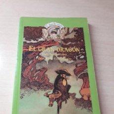 Libros antiguos: 11-00161 - EL GRAN DRAGON. Lote 127592111