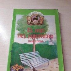 Libros antiguos: 11-00162 - EL HIJO DEL JARDINERO. Lote 127592135