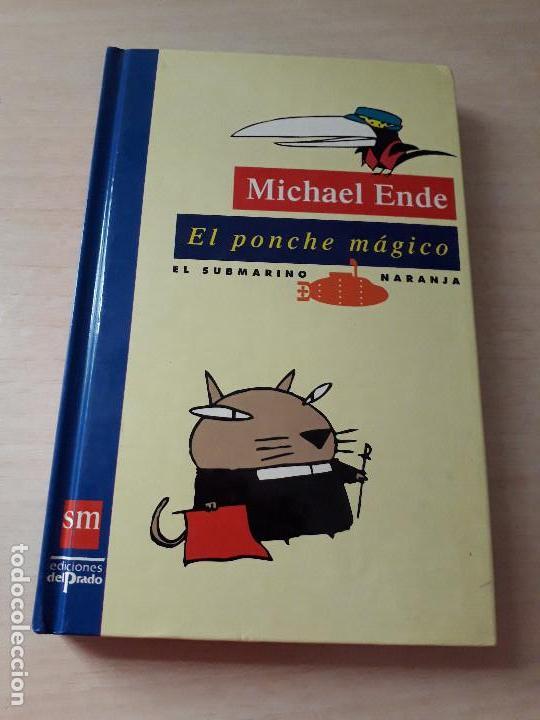 11-00163 - EL PONCHE MAGICO (Libros Antiguos, Raros y Curiosos - Literatura Infantil y Juvenil - Novela)