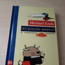 Libros antiguos: 11-00163 - EL PONCHE MAGICO. Lote 127592223