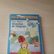 Libros antiguos: 11-00167 - HISTORIAS DE NINGUNO. Lote 127592435