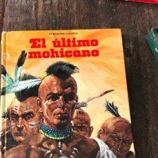 Libros antiguos: EL ULTIMO MOHICANO - F. COOPER - COLECCIÓN MIS INMORTALES - PUBLICACION FHER - 1977. Lote 129170507