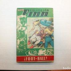 Libros antiguos: COLECCIÓN FINN. NÚMERO 6, FOOT - BALL, LIBRERIA RELIGIOSA, 1947. Lote 129224843