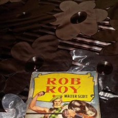 Libros antiguos: ROB ROY - WALTER SCOTT - COLECCION HISTORIAS - EDITORIAL BRUGUERA. Lote 207375891