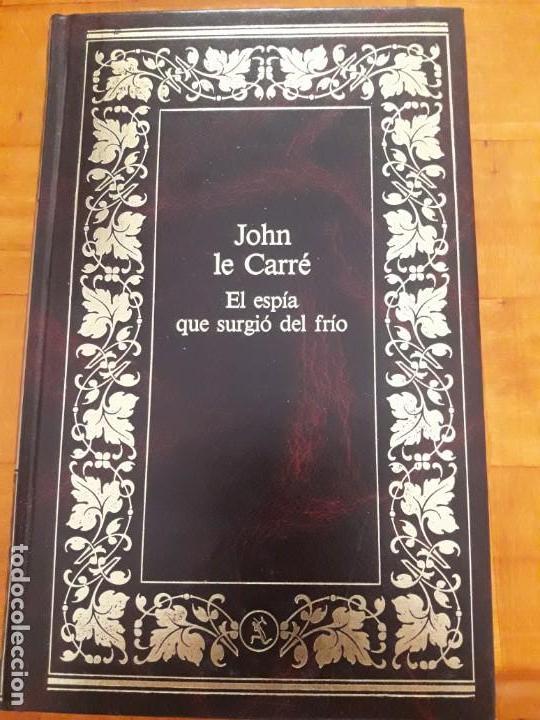 EL ESPÍA QUE SURGIÓ DEL FRÍO (Libros Antiguos, Raros y Curiosos - Literatura Infantil y Juvenil - Novela)