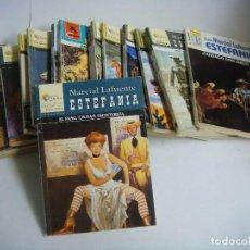 Libros antiguos: NOVELA DE MARCIAL LAFUENTE ESTEFANIA LOTE DE 17 NOVELAS Nº20 (#). Lote 131110924