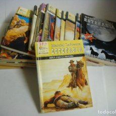 Libros antiguos: NOVELA DE MARCIAL LAFUENTE ESTEFANIA LOTE DE 17 NOVELAS Nº21 (#). Lote 131111052
