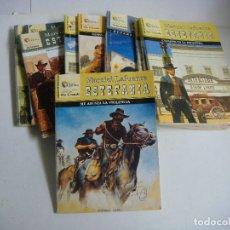 Libros antiguos: NOVELA DE MARCIAL LAFUENTE ESTEFANIA LOTE DE 7 NOVELAS Nº23 (#). Lote 131111408