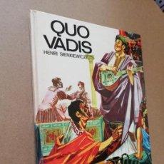 Libros antiguos: LIBRO QUO VADIS 1973. Lote 131407590