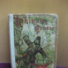 Libros antiguos: VIDA Y AVENTURAS DE ROBINSON CRUSOE. DANIEL DE FOË. EDITORIAL SATURNINO CALLEJA. . Lote 132641686