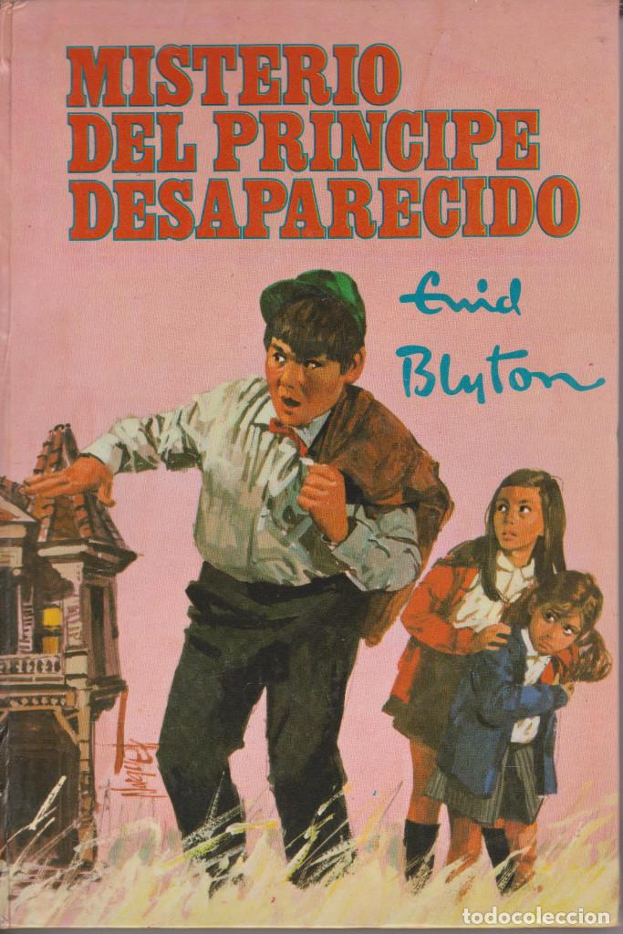 MISTERIO DEL PRINCIPE DESAPARECIDO. ENID BLYTON (Libros Antiguos, Raros y Curiosos - Literatura Infantil y Juvenil - Novela)