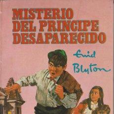 Libros antiguos: MISTERIO DEL PRINCIPE DESAPARECIDO. ENID BLYTON. Lote 132650542