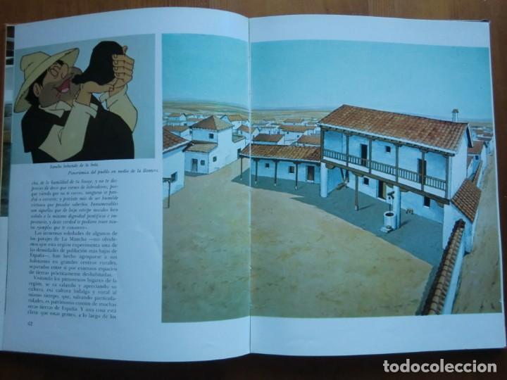 Libros antiguos: Libro LA MANCHA DE DON QUIJOTE (1981) de José Javier Romagosa. Editorial Everest. Como nuevo - Foto 3 - 134592866