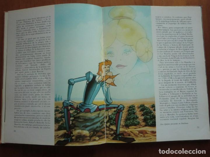 Libros antiguos: Libro LA MANCHA DE DON QUIJOTE (1981) de José Javier Romagosa. Editorial Everest. Como nuevo - Foto 4 - 134592866