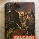 Libros antiguos: EMILIO SALGARI-TOMO 8 (1955)(8€). Lote 136059150
