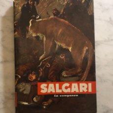Libros antiguos: EMILIO SALGARI-TOMO 11 (1955)(8€). Lote 136059610