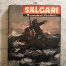 Libros antiguos: EMILIO SALGARI-TOMO 13 (1955)(8€). Lote 136059762