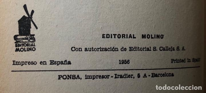 Libros antiguos: EMILIO SALGARI-TOMO 20-21-22(1956)(24€) - Foto 2 - 136059934