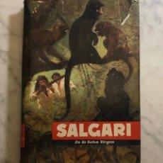 Libros antiguos: EMILIO SALGARI-TOMO 38 (1957)(8€). Lote 136060326