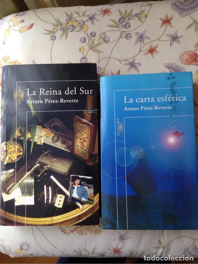 LA REINA DEL SUR . LA CARTA ESFÉRICA DE ARTURO PÉREZ REVERTE (Libros Antiguos, Raros y Curiosos - Literatura Infantil y Juvenil - Novela)