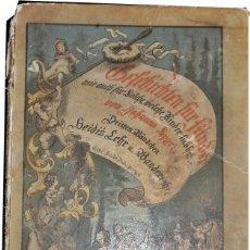 Libros antiguos: AÑO 1886: HEIDI. EL CLÁSICO CUENTO INFANTIL DEL SIGLO XIX DE JOHANNA SPYRI.. Lote 137962514
