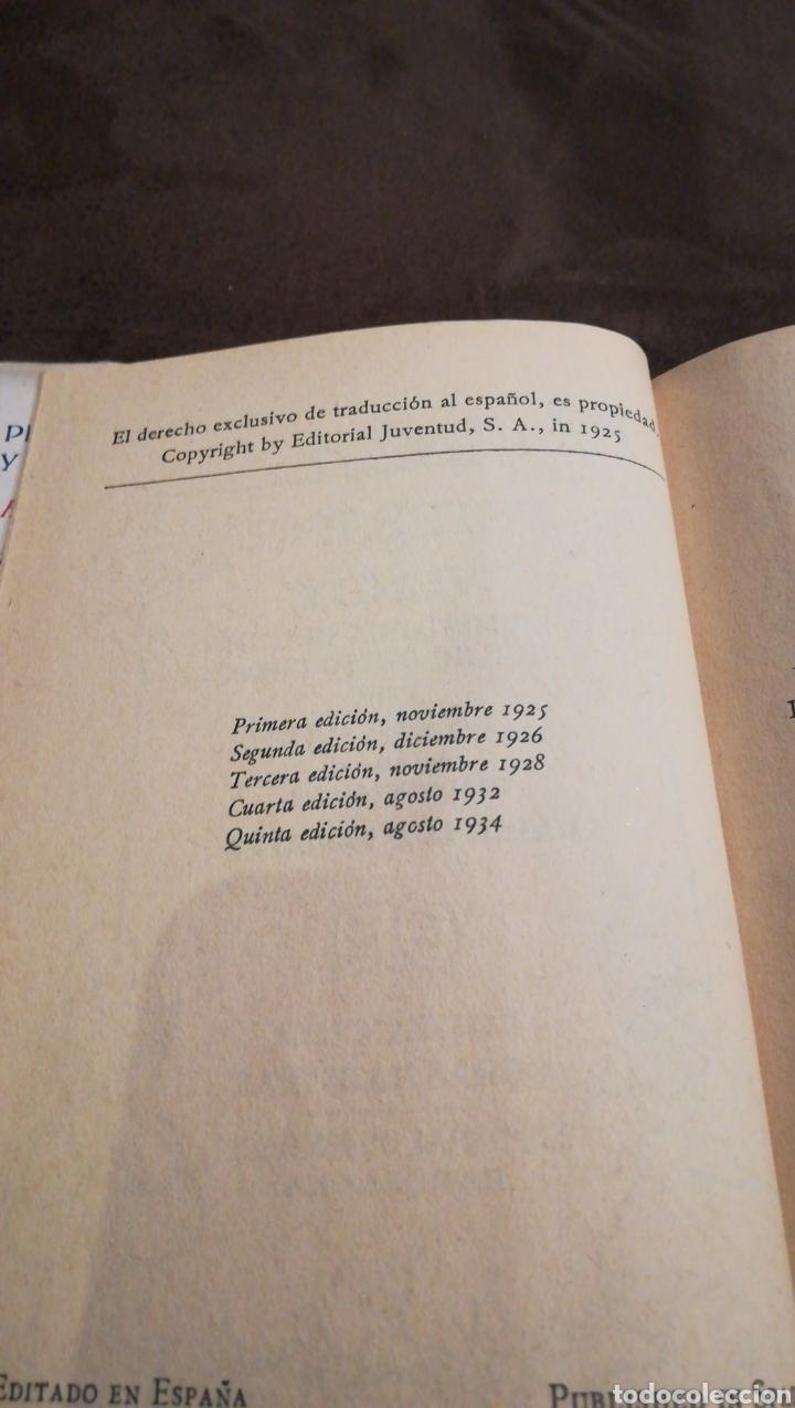 Libros antiguos: Peter pan y Wendy - Foto 6 - 139756614