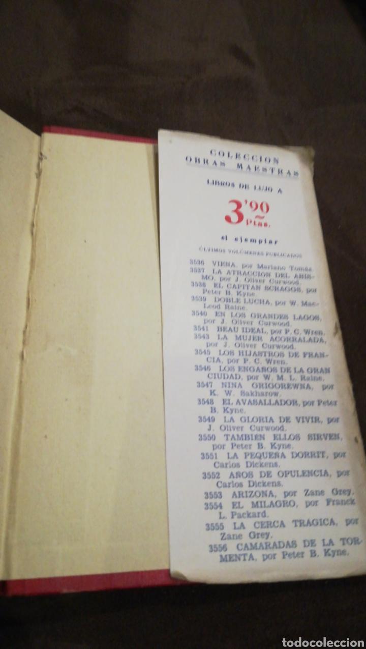 Libros antiguos: Peter pan y Wendy - Foto 7 - 139756614