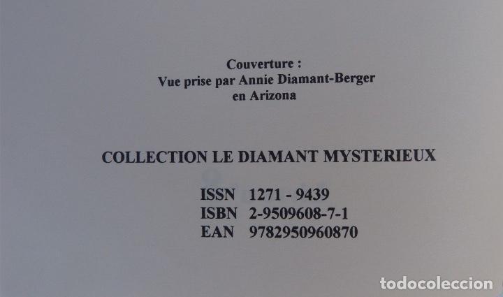 Libros antiguos: Documento firmado por Annie Diamant-Berger /La vérité fantôme/Nº8/2000 - Foto 7 - 140503026