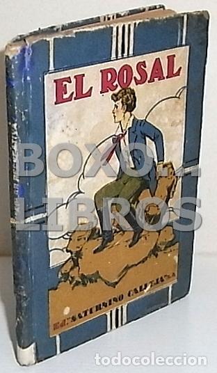 SCHMID, CRISTÓBAL. EL ROSAL. TRADUCCIÓN CASTELLANA. ILUSTRACIONES DE MÉNDEZ BRINGA (Libros Antiguos, Raros y Curiosos - Literatura Infantil y Juvenil - Novela)