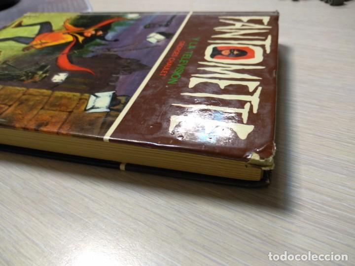 Libros antiguos: FANTOMETTE Y LA TELEVISIÓN - GEORGES CHAULET - EDITORIAL TORAY - Nº 9 - 1ª ED 1979 - Foto 2 - 143188250