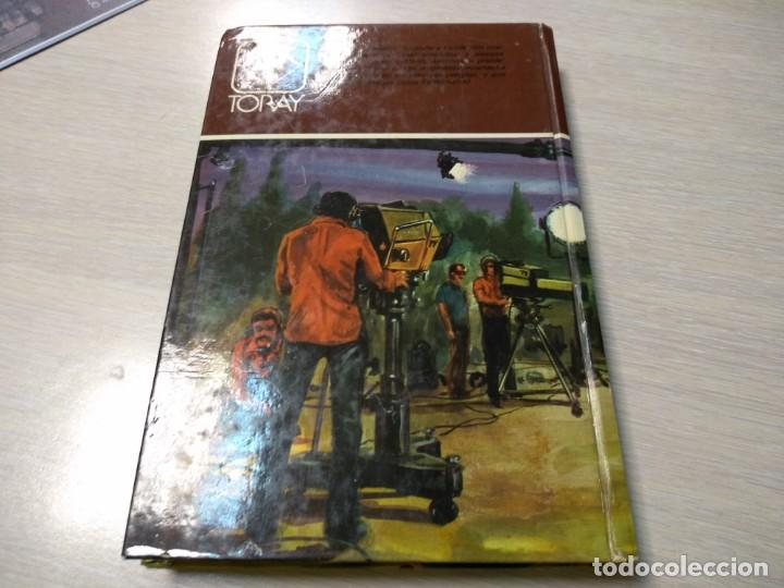Libros antiguos: FANTOMETTE Y LA TELEVISIÓN - GEORGES CHAULET - EDITORIAL TORAY - Nº 9 - 1ª ED 1979 - Foto 3 - 143188250