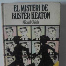 Libros antiguos: EL MISTERI DE BUSTER KEATON. Lote 143685422