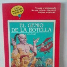 Libros antiguos: EL GENIO DE LA BOTELLA. Lote 143685598