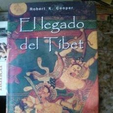 Libros antiguos: EL LEGADO DEL TIBET, ROBERT K. COOPER, SALAMANDRA EDITORIAL.. Lote 144092926