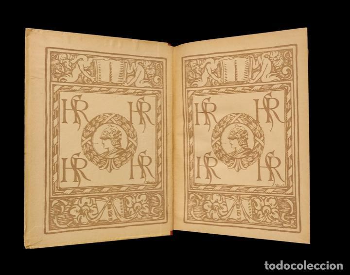 Libros antiguos: Don quijote de la Mancha , santiago rodriguez, 1ª edición, año 1936 - Foto 2 - 144427534
