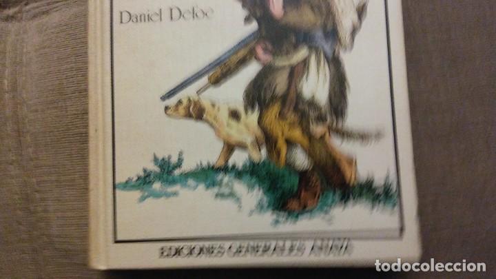 Libros antiguos: Tus libros Robinson crusoe - Foto 6 - 144812050