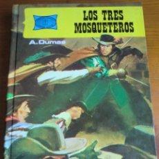 Libros antiguos: LIBRO LOS TRES MOSQUETEROS (1983) DE ALEJANDRO DUMAS. EDICIONES TORAY. NUEVO. Lote 145774834