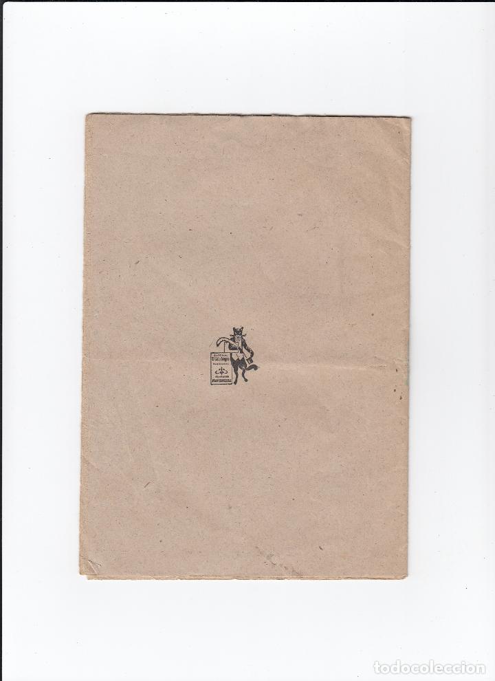 Libros antiguos: Bill Navarro.El exterminador.El rapto de una niña. Nº 4.editorial El gato Negro ( Bruguera ).BCN. - Foto 3 - 147378026