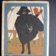 Libros antiguos: EL CORSARIO NEGRO - EMILIO SALGARI - EDITORIAL SATURNINO CALLEJA. Lote 148006794