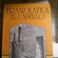 Libros antiguos: EL CASTILLO DE FRANZ KAFKA, BIBLIOTECA ATENEA.. Lote 148169718