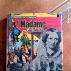 Libros antiguos: NOVELA LAS GARRAS DEL TERROR EDITORIAL MATEU 1959 ILUSTRADO 204 PAGINAS. Lote 148236686